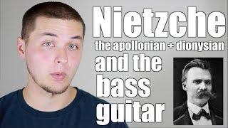 Nietzche's Guide to Bass Guitar [ AN's Bass Lessons #12 ]