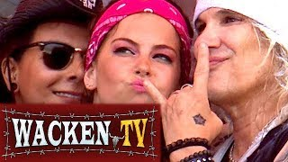 Download Video Steel Panther - 17 Girls in a Row - Live at Wacken Open Air 2018 MP3 3GP MP4
