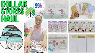 DOLLAR STORES HAUL! BRAND NEW POPULAR ITEMS! WHAT YOU NEED! DONT MISS IT