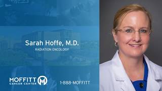Sarah Hoffe, MD - Radiation Oncology