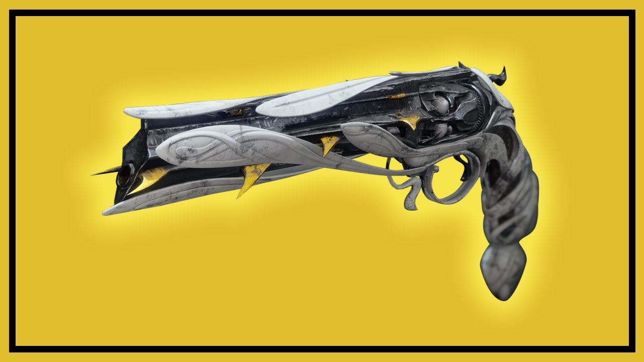 Destiny 2 How To Get Lumina Exotic Hand Cannon Youtube