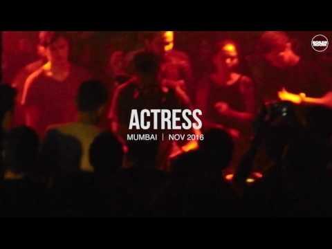 Actress Boiler Room x Budweiser Mumbai DJ Set