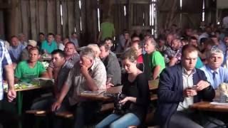 Zielone Pola Pawłowice 2016: ocena stanu upraw zbóż i rzepaku