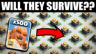 500 Max Boxer Giants VS All Max Crusher | Will They Survive | It Is Insane!!