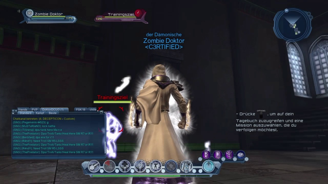 dcuo electric healer guide youtube