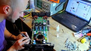 Repairing Taramps HD10000 Power supply