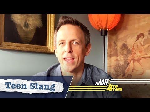 Seth Explains Quaran-Teen Slang: The Mail, Corona Bae
