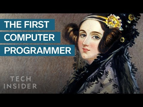 The Story Behind The World's First Computer Programmer
