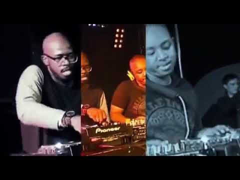 Dj Black Coffee and Dj Shimza using different types of effects (Full video)