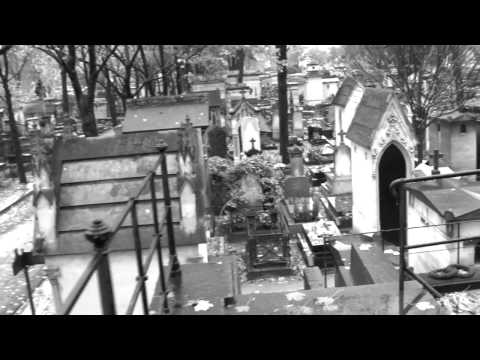 A Date with Charlie at Montmartre Cemetery
