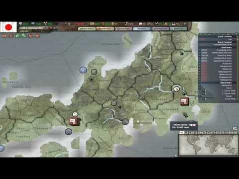 Hearts of Iron III - Japan & the Pacific War