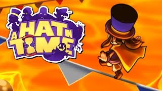 Alles voll mit Lava! | 04 | A HAT IN TIME