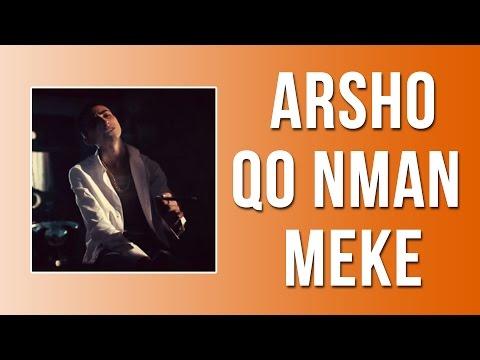 Arsho - Qo nman meke (Lyrics)