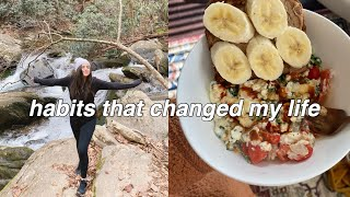 In this video i take you through 10 daily habits that changed my morning and really life. from getting outside to taking our vitamins--what we do the m...