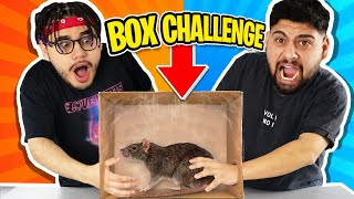 WAS IST IN DER BOX Challenge (Ghetto Edition)