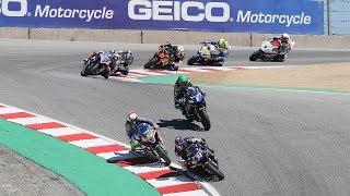 EBC Brakes Superbike Race 2 Highlights at WeatherTech Raceway