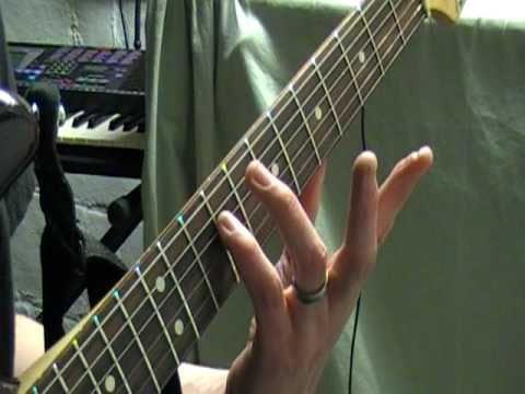 Chris Tomlin Guitar Not to us