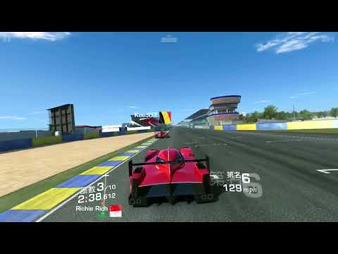 Hack Real Racing 3 GTR LM Nismo 2015 10 Laps