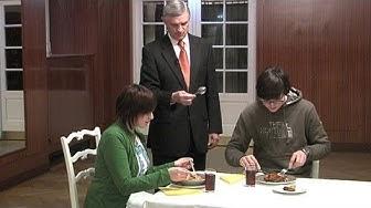 Tischmanieren