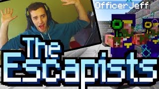 Video ESCAPE THE PRISON! The Escapist in Minecraft w/ Woofless download MP3, 3GP, MP4, WEBM, AVI, FLV September 2017