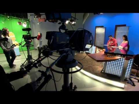 UH Moment: Jack J. Valenti School of Communication Grooming Future Filmmakers, Broadcasters