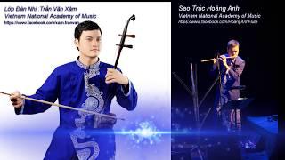 Nocturne Secret Garden Cover Vietnam Flute & Erhu | Master of Flute
