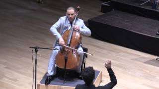Watch music video: Friedrich Gulda - Concerto for Cello and Wind Orchestra: Idylle