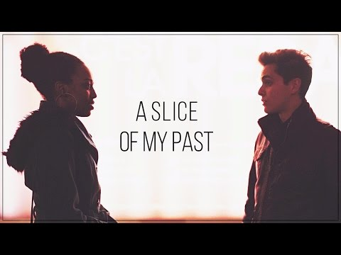 A SLICE OF MY PAST // A Visual Poem