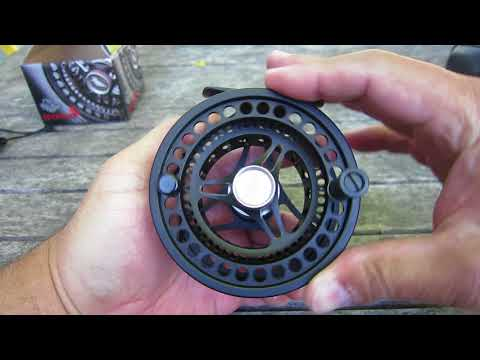 Bass Pro Shops Kingfisher Fly Reel