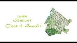 Rueil-Malmaison vue du ciel