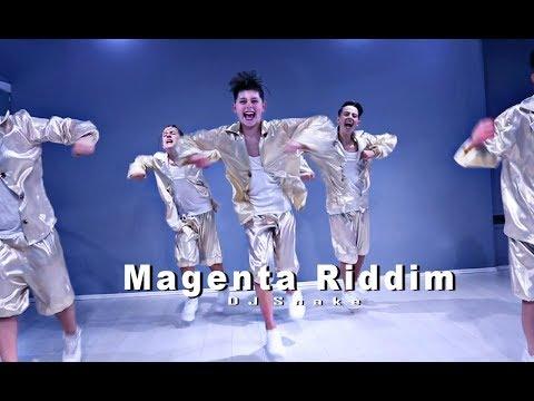 DJ Snake - Magenta Riddim | Choreography - Dance Cover