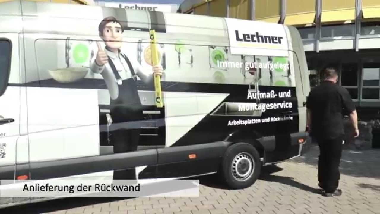 Lechner, Design- Küchenrückwände. Die Brilliant Line zum ...