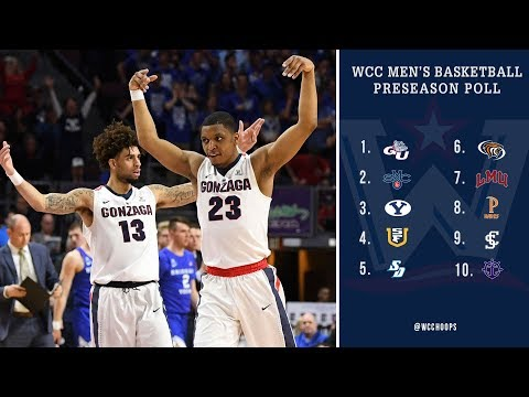 Gonzaga Bulldogs: Final 2018-19 schedule with times and tv