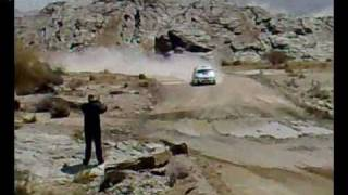 Rashid Al Balushi Oman Rally 2010