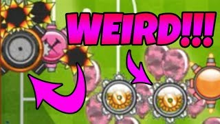 Weirdest Strategy EVER!? And Puppies. Bloons TD Battles
