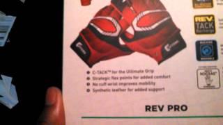 Cutters rev pro unboxing