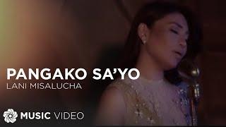 Pangako Sa'yo - Lani Misalucha (Music Video)