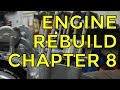 Hurricane Engine Rebuild Chapter 8 – Pistons and Cylinders