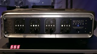 Manley - Force Four-channel Tube Preamp - NAMM 2015
