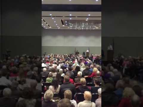 Nevada Constituents Ask Dean Heller About Climate Change Reno, NV 4:17:17