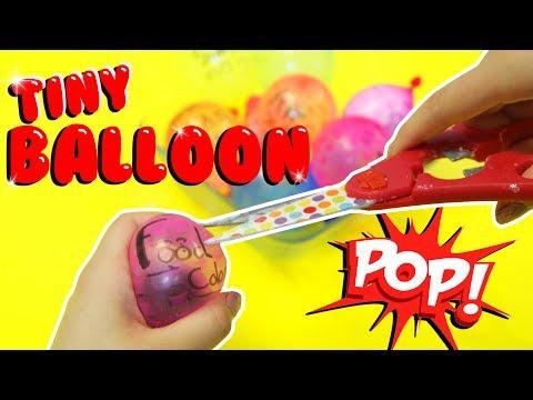 Download Youtube: TINY BALLOON SLIME TUTORIAL | POP IT CHALLENGE | Slimeatory #170