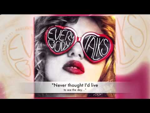 Neon Trees - Everybody Talks (with lyrics)