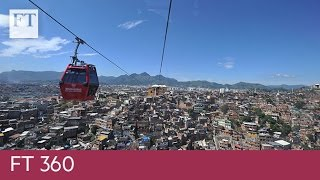 The City Within: Life In Rio's Favelas - In 360
