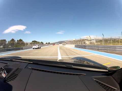 Porsche Driving School at Crcuit Paul Ricard, France April 2014