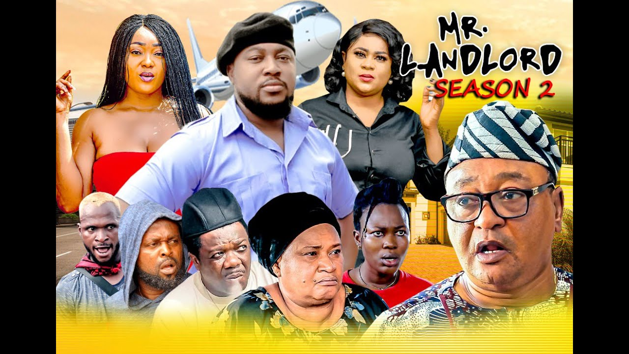 Download MR. LANDLORD EPISODE 2 - (New Series)  2021 Latest Nigerian Nollywood Movie