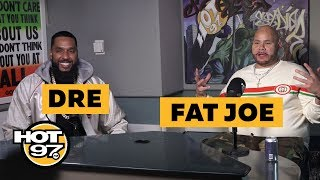 Fat Joe + Dre Talk 'Family Ties' & Eminem Delivers His Most Disrespectful Verse!
