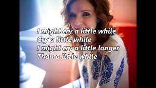 Patty Griffin - Hurt A Little While song with lyrics