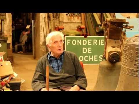 Rencontre avec Mr François Granier, dernier fondeur de cloches du midi poster