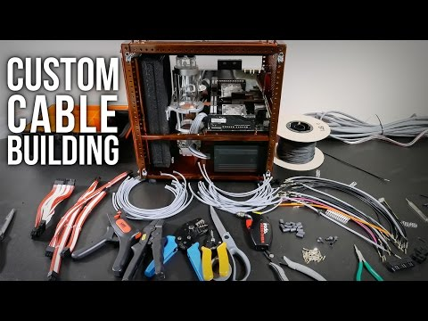 Custom Cable Building