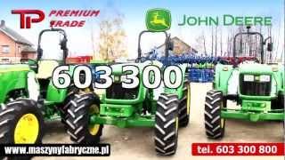 Nowe MASZYNY Rolnicze Sadownicze Leśne Komunalne z Premium Trade TVP1 v1